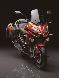 Kawasaki Versys 1000; dé Reise-Enduro voor lange afstanden!