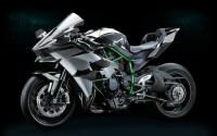 Intermot 2014: Kawasaki H2R