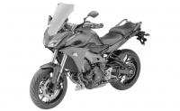 De nieuwe Sport Tourer van Yamaha?