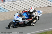 Grams en Fissette  de internationale toer op: North West 200 in 2014