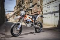 KTM lanceert eerste straat E-bike: De Freeride E-SM