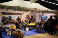 Moto-vroom en CRMB samen op Dreamcar International in Kortrijk!!!