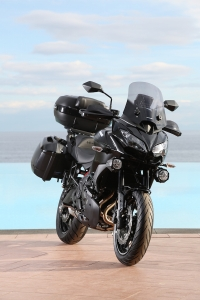 Nieuwe Kawasaki Versys 650 ABS komt in drie extra uitvoeringen