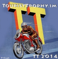 TT Isle of Man Tourist Trophy 2014: